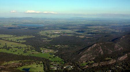 The Grampians National Park in Victoria, Australia