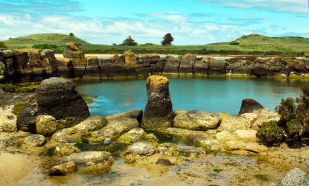 Australian rock pool