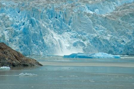 fjords: Tracy Arm Fjords, Alaska Stock Photo