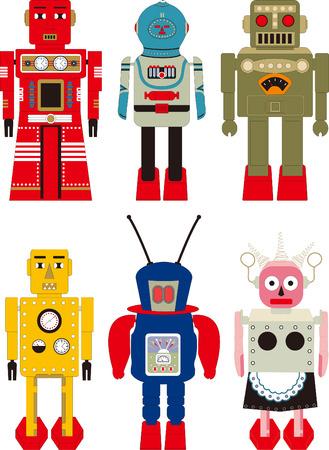 endearing: automaton