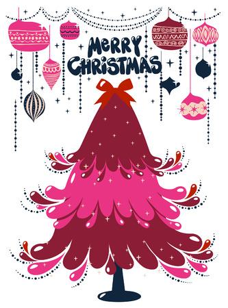 christmas tree Stock Vector - 3966947
