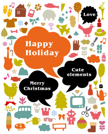 december holidays: happy holiday