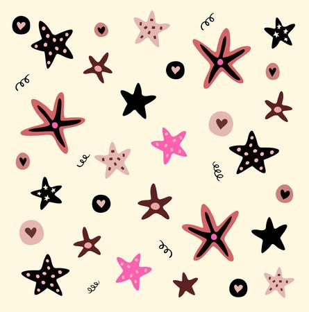 clumsy: starfish