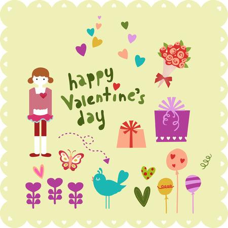 valentine's day Stock Vector - 4180778