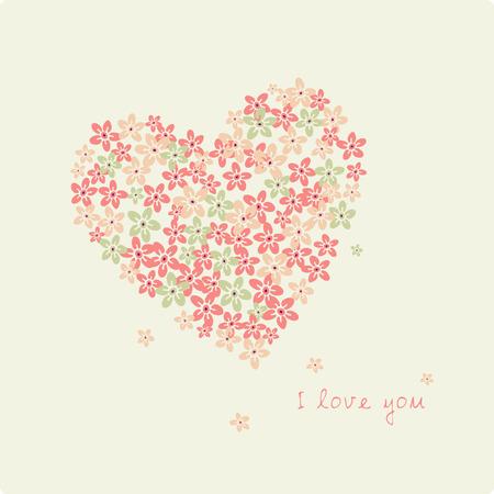 valentine's day 矢量图像