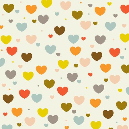 clumsy: Fondo de corazones