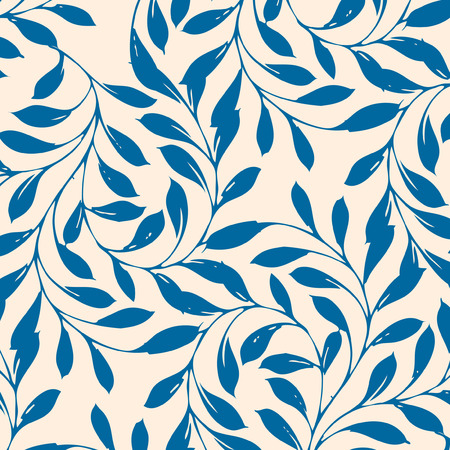 ornamental plant: background Illustration