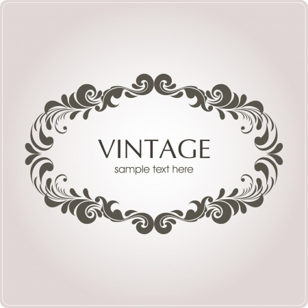 vintage style Stock Vector - 4575367
