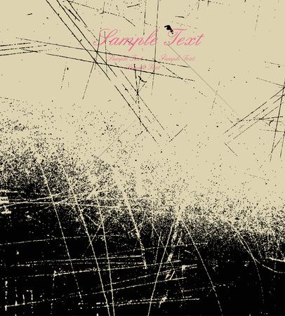 grunge vector: Ink splash background