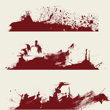 filthy: Ink splash background