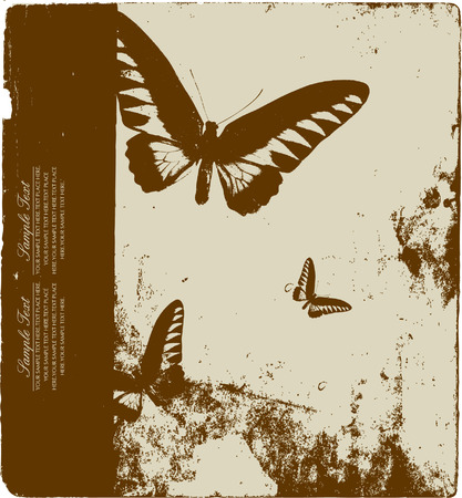 old book cover Stock Vector - 4843793