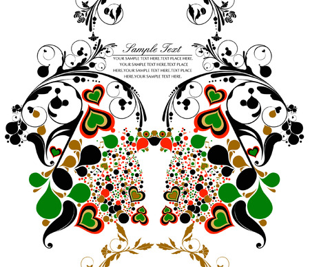 ornamente: flower