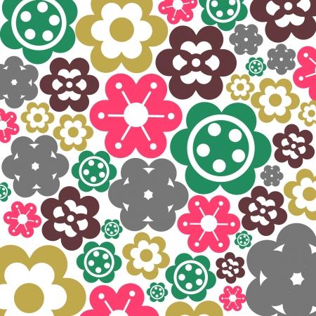 flower Stock Vector - 4847156