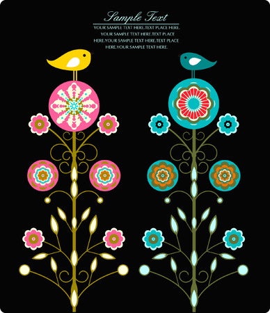 flower Stock Vector - 4847365