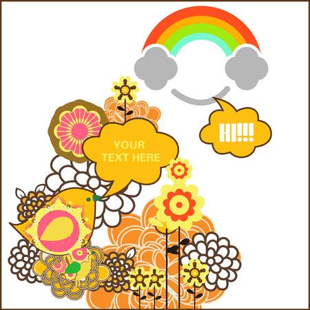 flower Stock Vector - 4847263