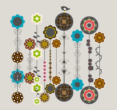 flower Stock Vector - 4847367