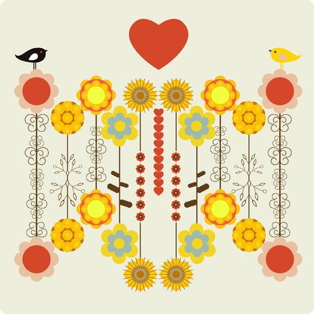 free vector: flower