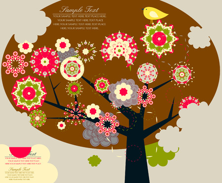 flower Stock Vector - 4847349