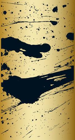 bleed: Splash Illustration