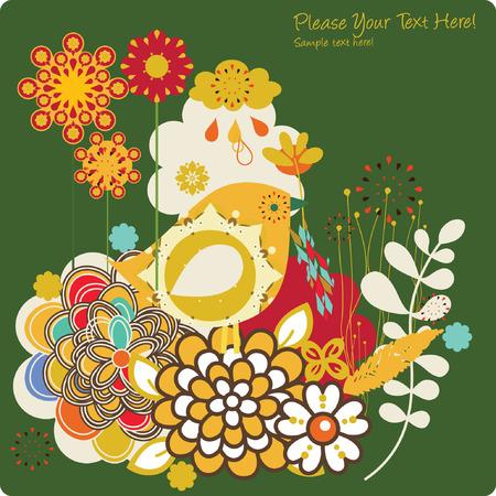 flower Stock Vector - 4915334