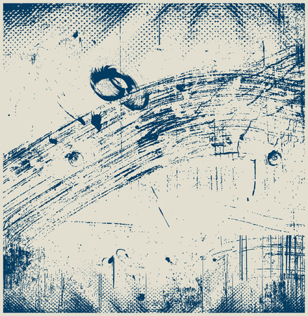 spilled: Splash Illustration