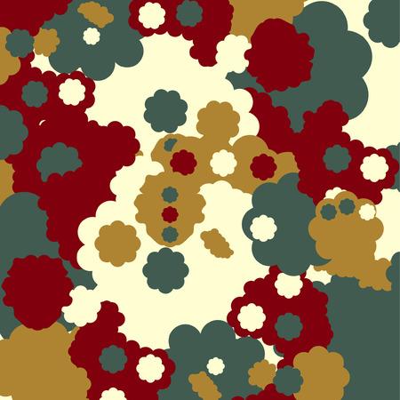 flower background Stock Vector - 5111391
