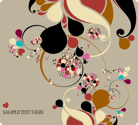 background Stock Vector - 5135086
