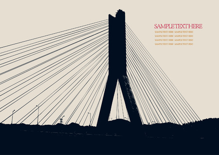 Bridge Stock Vector - 5194526
