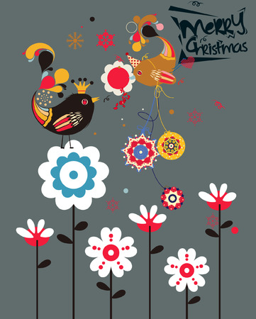 flowercelebrating: xma Illustration