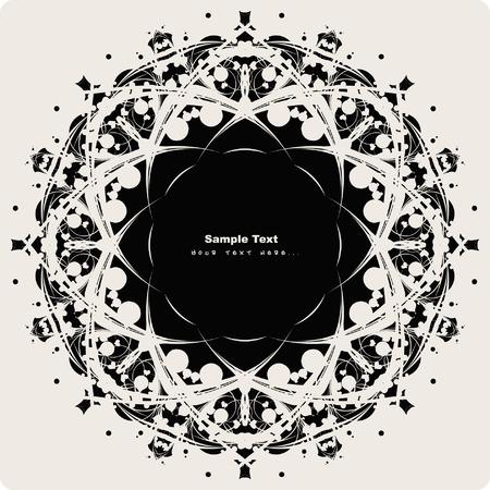 Vektor-Blume-Hintergrund
