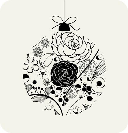 flower background Stock Vector - 6512163