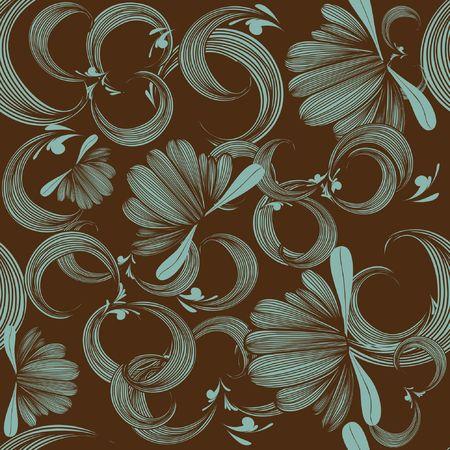 flower background Stock Vector - 6647055