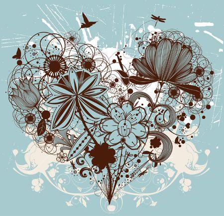 иллюстрировать: цветок Иллюстрация