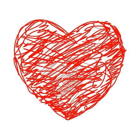 pink hearts: heart