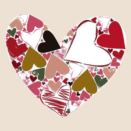 Corazón  Foto de archivo - 7269664