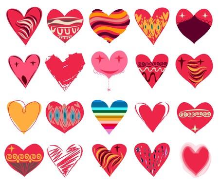 Corazón  Foto de archivo - 7269591