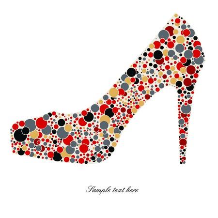 stilettos: High-heeled shoes