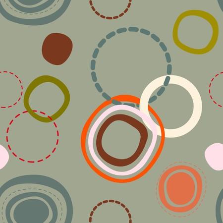 winter wallpaper: Retro Floral (plan transparente)