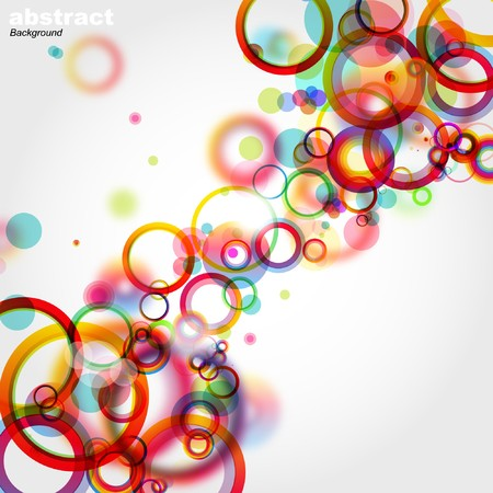 colorful straw: Abstract Background