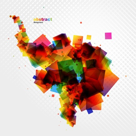 Abstract colorful background. Stock Photo - 7667995