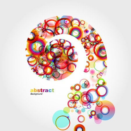 Abstract colorful background.  Banco de Imagens