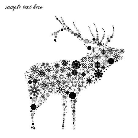 deer Stock Vector - 7668036