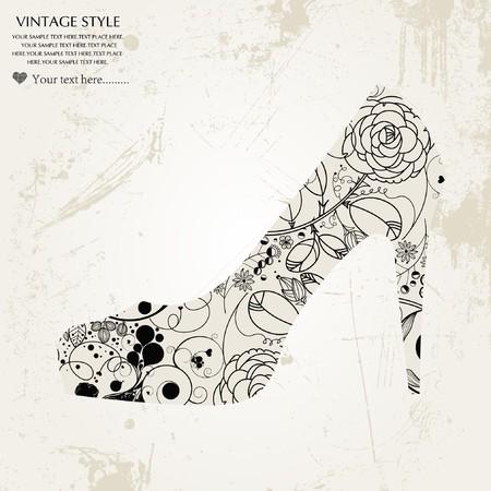 wallpaperrn: shoes Illustration