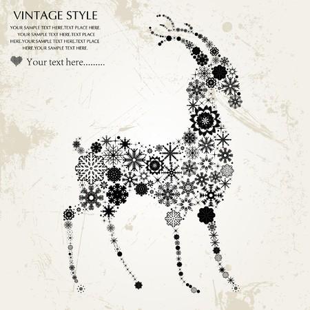 deer Stock Vector - 7904720
