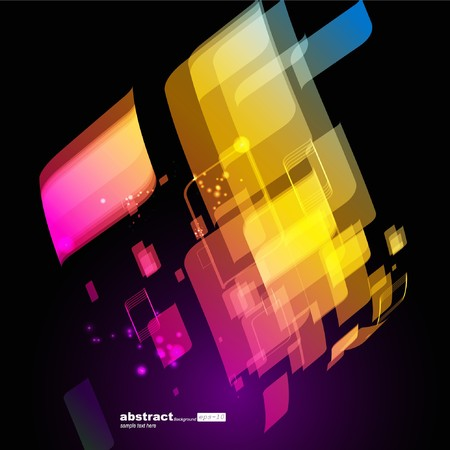 Abstract colorful background. Vector. photo