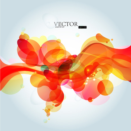 bright colors: Abstract colorful background.  Illustration