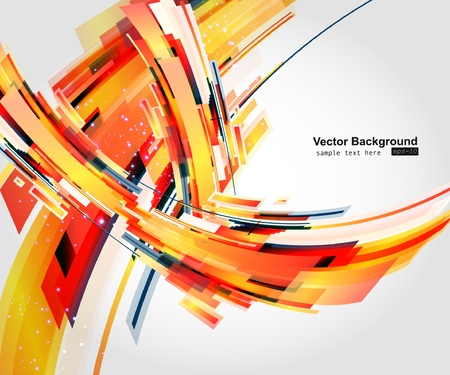 Abstract colorful background  Stock Vector - 8329312