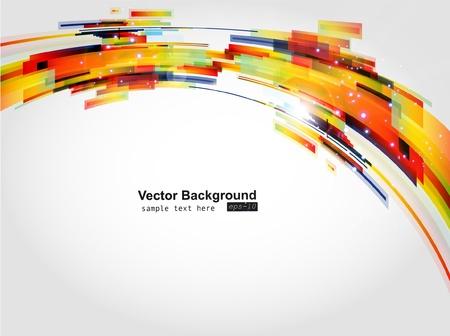 Fondo abstracto   Ilustración de vector