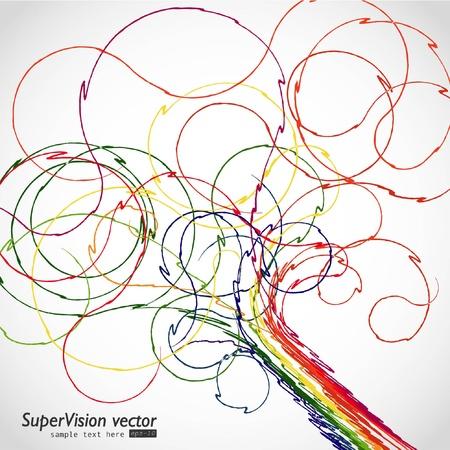cable de red: Placa de circuito de vectores