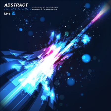 Abstract Background Vector Stock Vector - 9011952